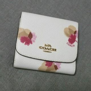 COACH - COACH コーチ 財布 フローラル