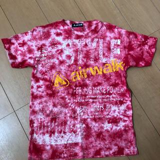 エアウォーク(AIRWALK)のキッズ  130  Tシャツ  air walk(Tシャツ/カットソー)