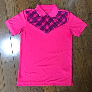 ナイキ(NIKE)のNike ゴルフウェア ポロシャツ(ウエア)