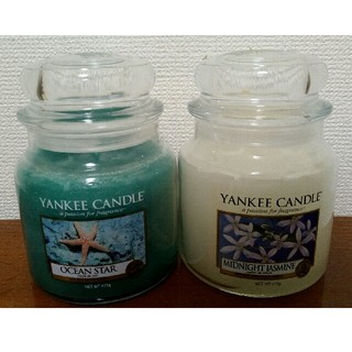 Yankee candle M 2個セット