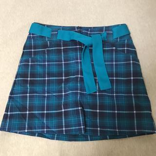 ナイキ(NIKE)の新品未使用  ナイキゴルフ インナー付 スカート(ウエア)