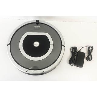 アイロボット(iRobot)の中古☆iRobot Roomba 780 メタリックグレー(掃除機)