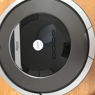 アイロボット(iRobot)のルンバ870【中古品】(掃除機)