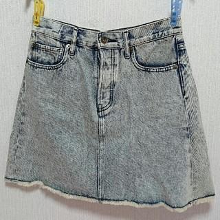 ジーユー(GU)のGU ミニスカート Sサイズ(ミニスカート)
