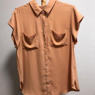 イッカ(ikka)のikka  レディースブラウス (シャツ/ブラウス(半袖/袖なし))
