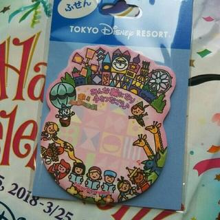 ディズニー(Disney)の新作!ディズニー35周年 付箋セット(キャラクターグッズ)