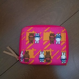 サザビー(SAZABY)のミッフィー サザビー コラボの財布(財布)