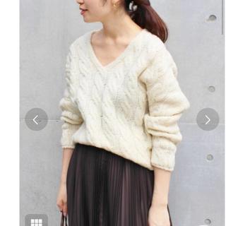 IENA・・セーター