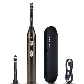 【残りわずか】電動歯ブラシ 大人と子供充電式超音波振動歯ブラシ(電動歯ブラシ)