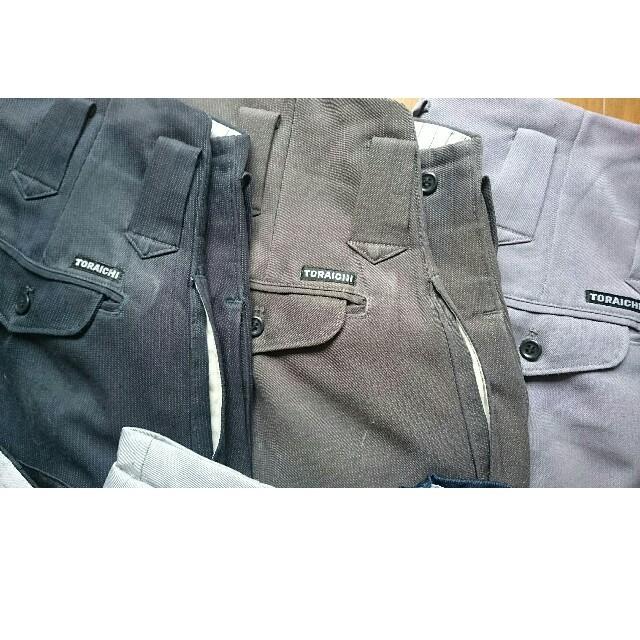 寅壱(トライチ)の祝✨出産✨更に値下げしました! ニッカポッカ 虎壱含む 格安セット販売  メンズのパンツ(ワークパンツ/カーゴパンツ)の商品写真