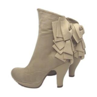 チエミハラ(CHIE MIHARA)のセール  新品 CHIE MIHARA チエミハラ  リボン  ブーツ(ブーツ)
