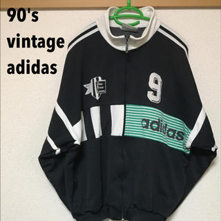 アディダス(adidas)の【90's】アディダス レアモデルトラックトップ(ジャージ)