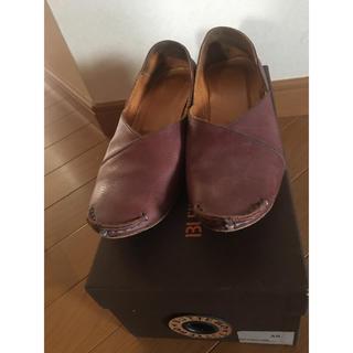 ブッテロ(BUTTERO)のブッテロ オダリスカパンプス (ローファー/革靴)