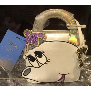 ディズニー(Disney)のダニエルニコル 美女と野獣 ポット夫人とチップ バッグ バック(ハンドバッグ)