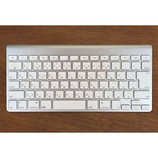 マック(Mac (Apple))のApple Wireless Keyboard 正規品(PC周辺機器)