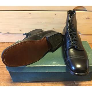 オールデン(Alden)の50年代製 デッドストックオールデン(ブーツ)
