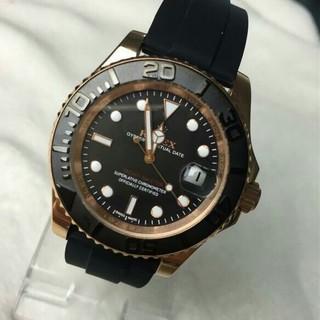 28800振動 自動巻 メンズ腕時計