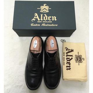 """オールデン(Alden)のALDEN × BEAMS PLUS / 別注 """"Munson Oxford""""(ドレス/ビジネス)"""