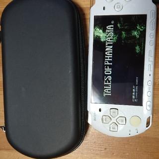 プレイステーションポータブル(PlayStation Portable)のPSP 3000 ソフトとときめもパズルだま(携帯用ゲーム本体)