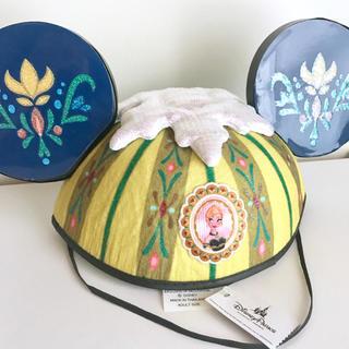 Disney - イヤーハット アナ エルサ アナと雪の女王 ディズニー プリンセス 海外 WDW