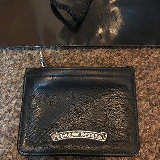 クロムハーツ(Chrome Hearts)の新品未使用 クロムハーツ 小銭入れ 財布 ウォレット(コインケース/小銭入れ)