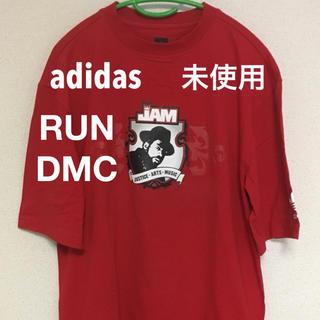 アディダス(adidas)の【激レア】アディダス×RUN DMC JMJ追悼 Tシャツ(Tシャツ/カットソー(半袖/袖なし))