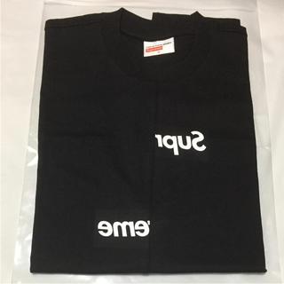 Supreme - Supreme COMME des GARÇONS Tシャツ Sサイズ