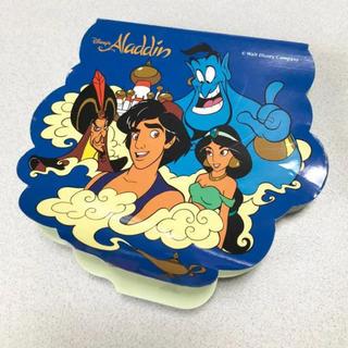 ディズニー(Disney)のレア ディズニーリゾート限定 アラジン メモ帳(ノート/メモ帳/ふせん)