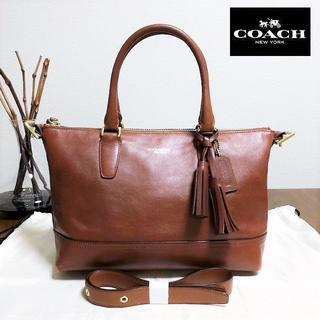 COACH - 送料無料 セール品 コーチ トートバッグ オールド レトロ 21132 M019