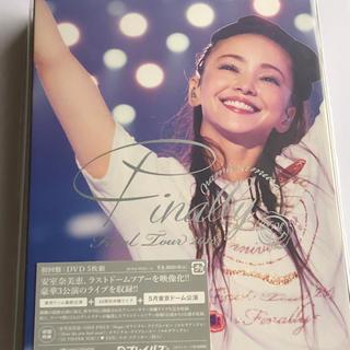 安室奈美恵 Final Tour 2018~Finally〜 DVD 東京(ミュージック)