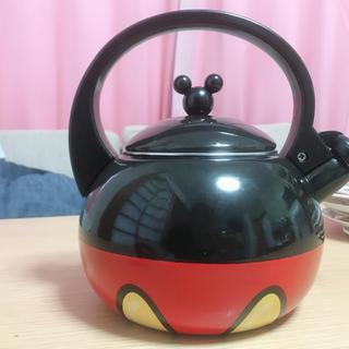 ディズニー(Disney)のミッキー やかん(調理機器)