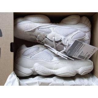 新品 adidas YEEZY 500 BLUSH 27.5cm