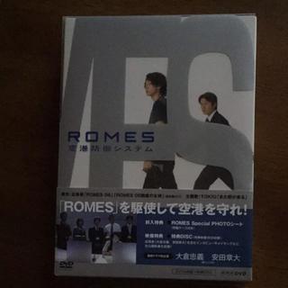 カンジャニエイト(関ジャニ∞)のROMES空港防御システム 関ジャニ∞(TVドラマ)
