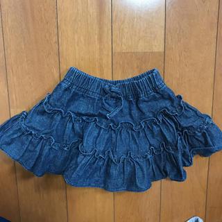 e7993607ff0ca ベビーギャップ(babyGAP)のフリルスカート babyGAP(スカート)