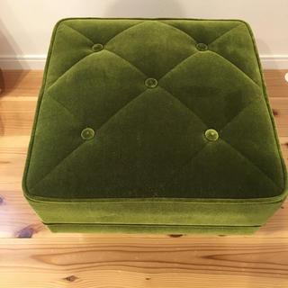 カリモクカグ(カリモク家具)のむぎ様専用 カリモク60 オットマン(オットマン)