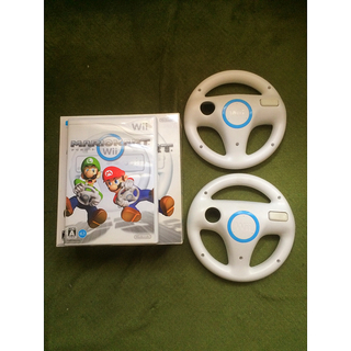 ウィー(Wii)のwii ソフトセット(家庭用ゲームソフト)