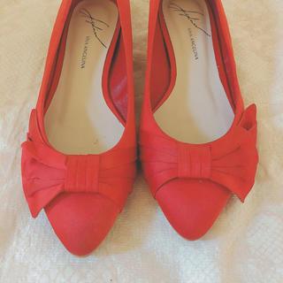 ロキエ(Lochie)のvintage🎀flat shoes(バレエシューズ)