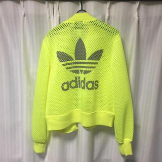 アディダス(adidas)のadidas jacket jpO size(ジャージ)
