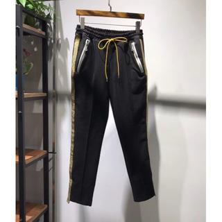 RHUDE traxedo pants トラックパンツ ルード サイズ M(ペインターパンツ)