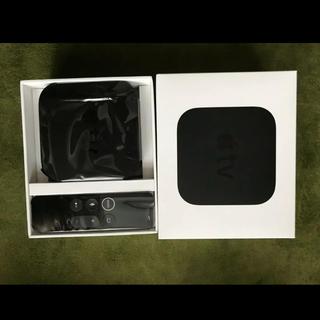 アップル(Apple)の新品・未開封! Apple TV 4K (HDR) 64GB 第5世代(その他)