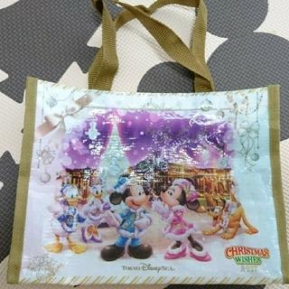 ディズニー(Disney)の2017年 ディズニー クリスマス お菓子バッグ(ショップ袋)