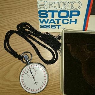 セイコー(SEIKO)のストップウォッチ SEIKO アナログタイプ(その他)