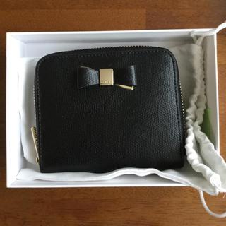 FURLA フルラ 折り財布  黒