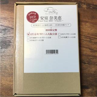 安室奈美恵 新品 初回限定盤 DVD 京セラ 京セラドーム(ミュージック)