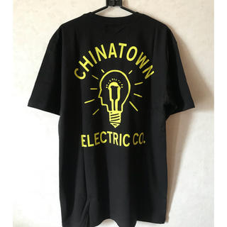 ビームス(BEAMS)のチャイナタウンマーケット Lサイズ Tシャツ(Tシャツ/カットソー(半袖/袖なし))