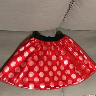 ディズニー(Disney)のミニー スカート ディズニー ②(衣装)