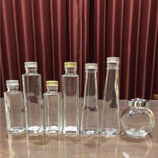 *選べるハーバリウム 瓶 &フタ*5本セット*(その他)