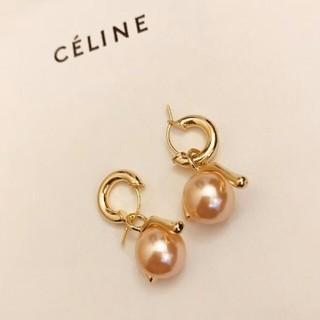 セリーヌ(celine)のCELINE ピアス 美品(ピアス)