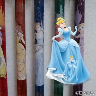 ディズニー(Disney)の9/3発売★ディズニープリンセス★ボールペン★シンデレラ(ペン/マーカー)