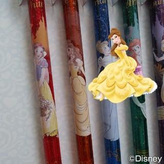ディズニー(Disney)の9/3発売★ディズニープリンセス★ボールペン★ベル(ペン/マーカー)